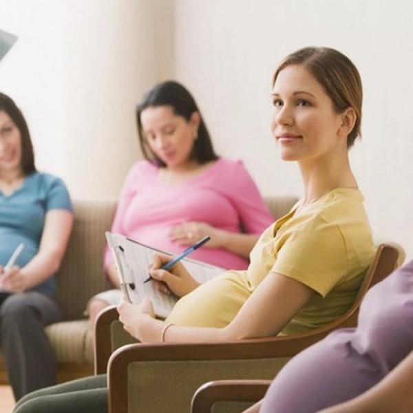 Мамины Уроки. Курс лекций для беременных