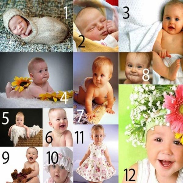Первый год жизни. Ритмы кормлений, снов и бодрствований грудного ребёнка