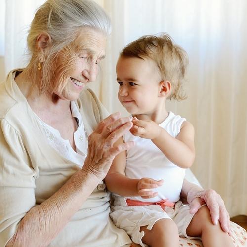 Когда «рождается» бабушка?