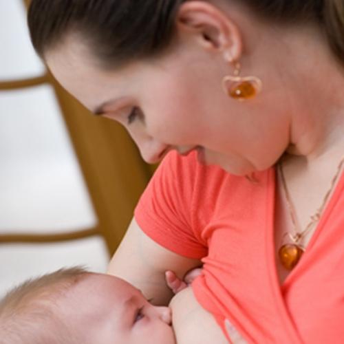 Беседа о грудном вскармливании с будущей мамой