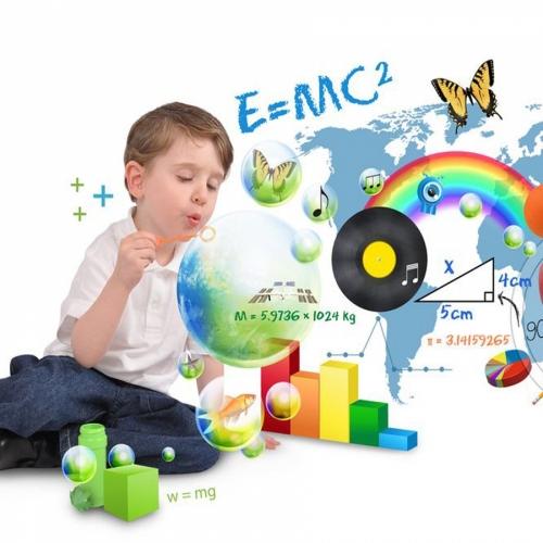 Интеллектуальное развитие ребёнка