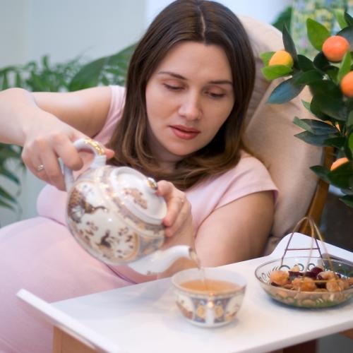 Значение здорового питания во время беременности
