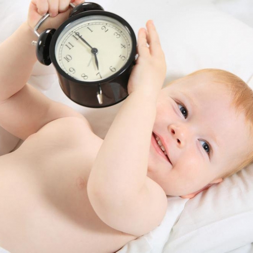 Суточные ритмы и здоровье ребёнка