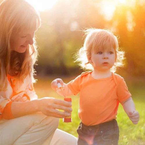 Вебинар «Прогулки с ребёнком раннего возраста»