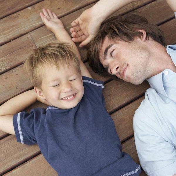 Вебинар «Как научиться любить ребёнка»